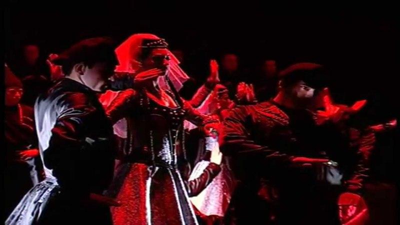 Ensemble Rustavi - Dance Karachoghluri
