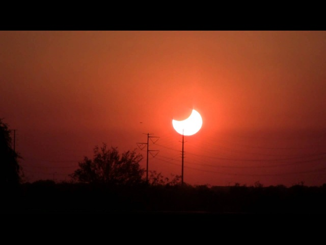 51 Solar Eclipse 2012