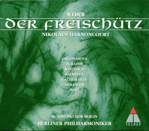 Nikolaus Harnoncourt альбом Weber : Der Freischütz