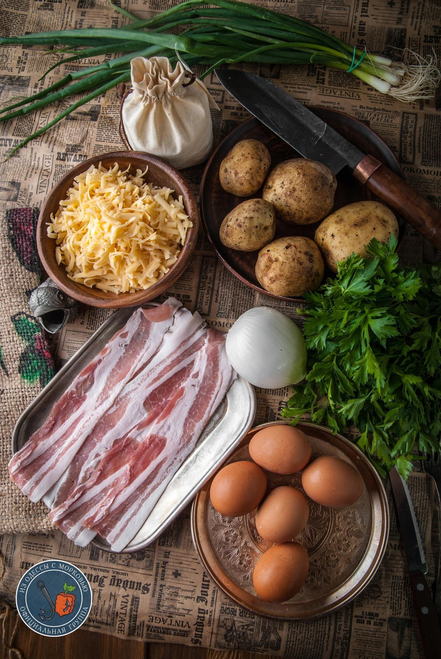 Завтрак выходного дня Большого Джейка