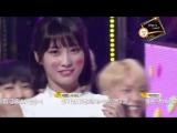 180427 Twice занимают первое место на Music Bank и получают свою восьмую награду с What is Love.