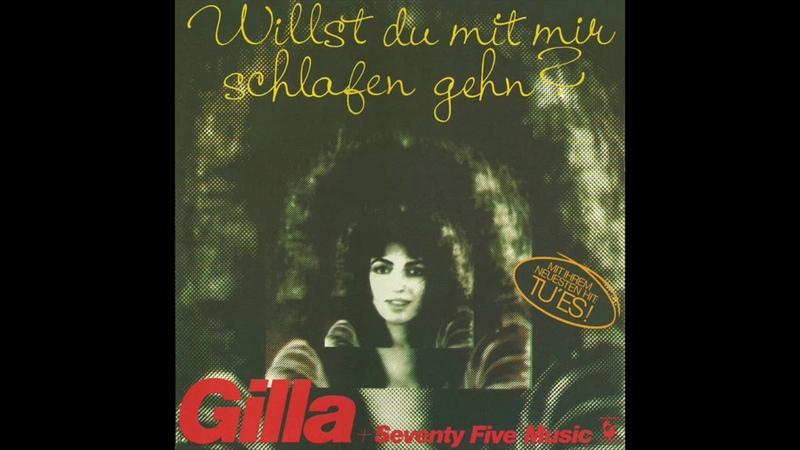 Gilla - Du Bist Da ((Reach Out) I'll Be There) (1975)