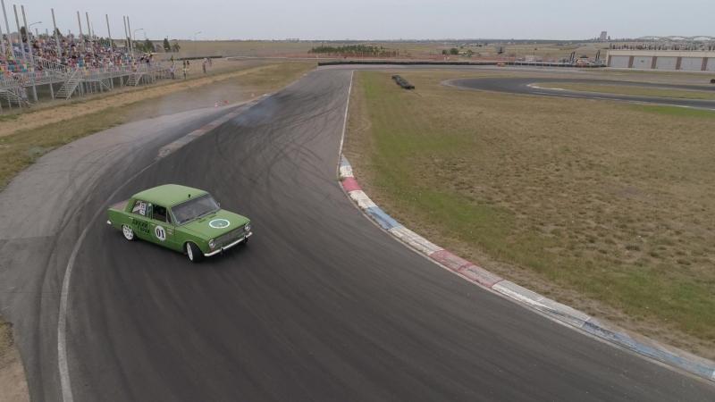 Первый этап Crimean Drift Series