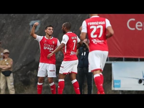 ⚽ Braga 4-0 Newcastle (Friendly) All Goals HD 01082018