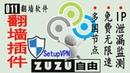 翻墙插件!SetupVPN,终生免费,无限速,多国节点,IP地址泄漏检测!翻墙系21