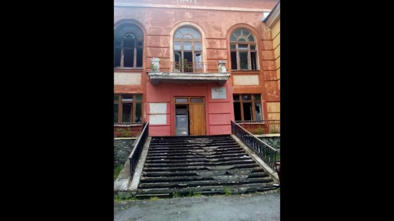 грусная история. судьба старой ШКОЛЫ в Новоуральске