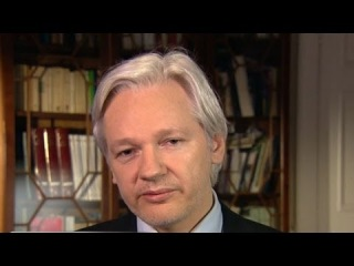 Julian Assange Interview 2013 On Edward Snowden on 'This Week':