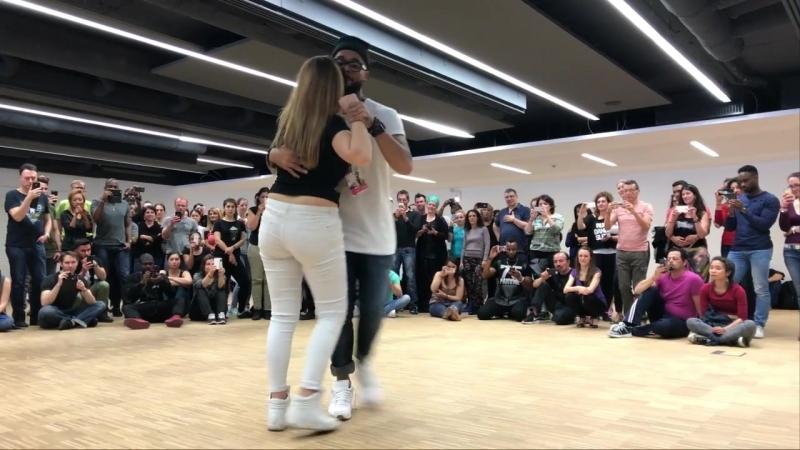 Albir Rojas Trecy Urban Kiz Dance @ Luxembourg Kizomba Festival