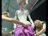 John Galliano &amp Christian Dior - Осень-Зима 2004-2005 Paris (Haute Couture) (За кулисами)