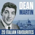 Dean Martin альбом Dean Martin - 20 Italian Favourites