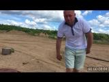 Dji Mavic Air / Крэш об песчаный холм