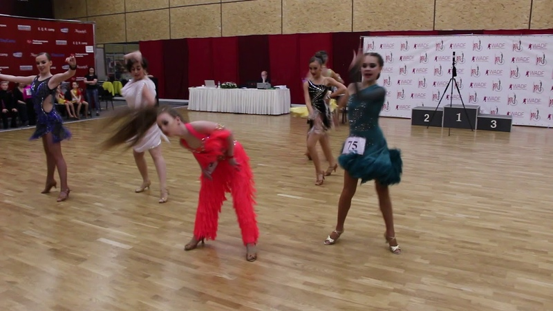 Cha-Cha-Cha Junior 1 (SF) Russian RDU Cup 2019