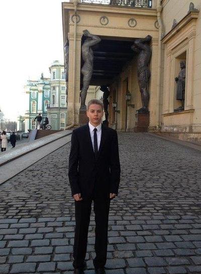 Александр Афанасьев, 3 декабря , Санкт-Петербург, id61778283