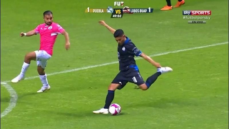 Resumen | Puebla 2 - 2 Lobos BUAP | LIGA Bancomer MX - Apertura 2018 - Jornada 12