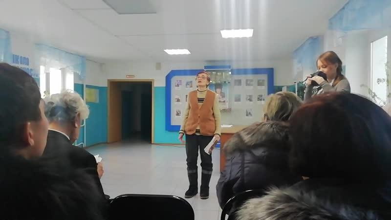 10.12.2018 год. В СЖДиК им. Э.Х. Будаевой состоялся музыкально - поэтический вечер ЗИМНИЙ ВЕЧЕР, и состоялось открытие Школы Б