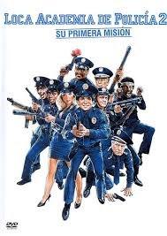 Loca Academia De Policia 2 HD (1985) - Latino