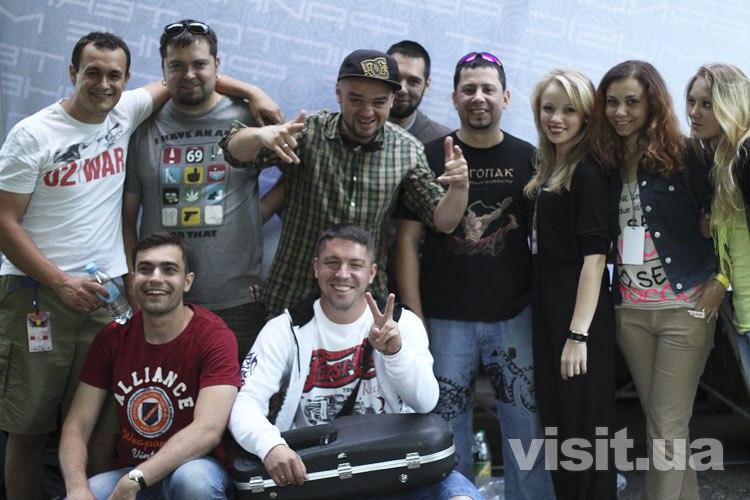 Чернівецький гурт Гуцул Каліпсо