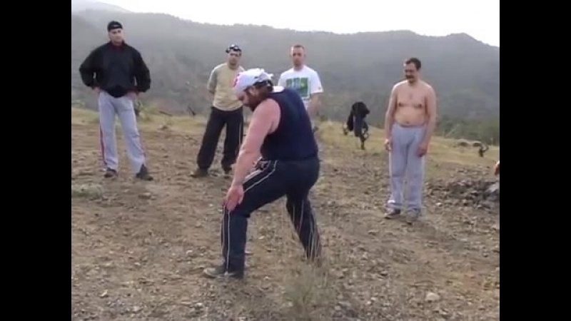 Точка заднего плеча в УКЭ НАГАСИ (Кипр 2004)