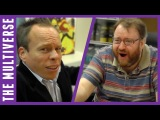 Warwick Davis and Simon Lane - Acting Master Class Dwarves Assemble