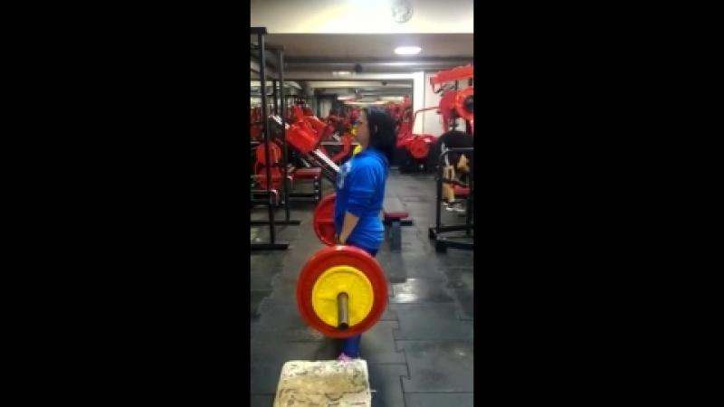 122 кг счастью нет предела спасибо тренеру