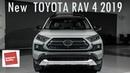 Обзор новой Toyota RAV4 2019 года