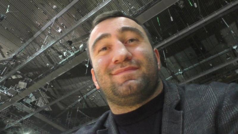 Мурат Гассиев Санчес – лучший тренер в мире для меня.