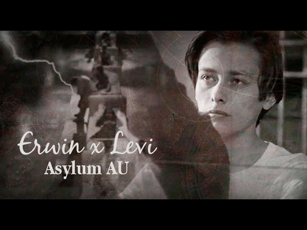 Erwin x Levi ASYLUM!AU Horror AMV (Attack on Titan / Shingeki no Kyojin)