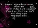 Thousand Foot Krutch - Scream lyrics