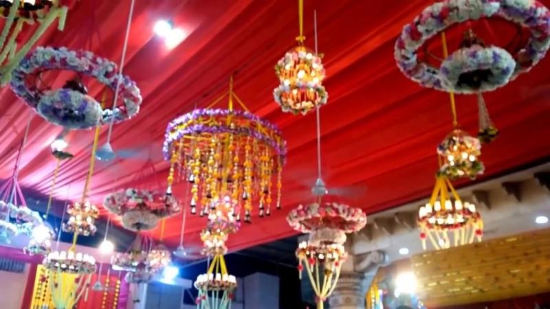 !! JHANDEWALAN TEMPLE !! NEW DELHI !! NAVRATRA FESTIVAL !