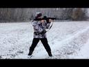 Вепрь 12 Стрельба пулей Полева 6 дистанция 72 метра