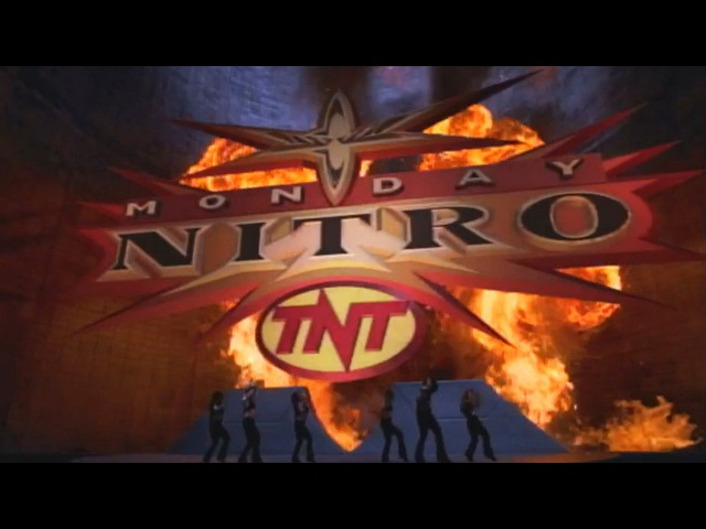 WCW Monday Nitro Late 1999 Intro [HD Remastered]