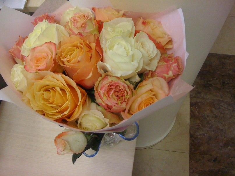 Во имя розы цветы
