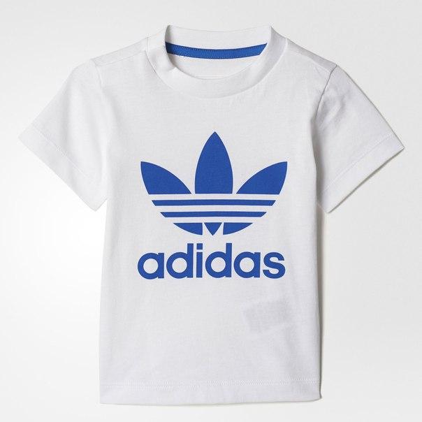 Комплект: футболка и шорты Trefoil