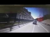 В Сочи водитель грузовика сумел предотвратить крупное ДТП