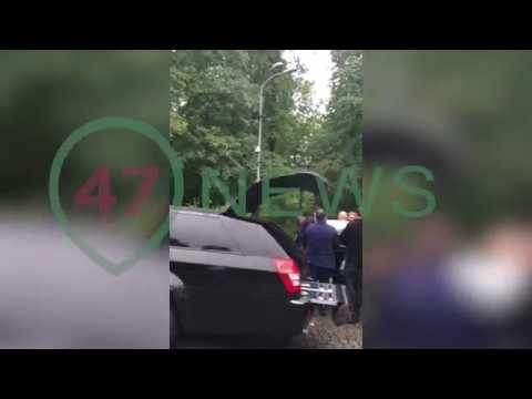 47news: Похороны Бадри Шенгелии