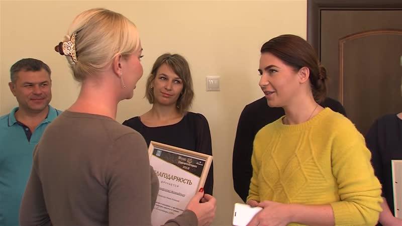 Марина Веремеенко благодарит бизнес за организацию Мисс Солнечногорск-2018