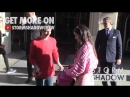 EXCLUSIVE _ Sara Sampaio posing with fans at her Paris hotel ( 480 X 854 ).mp4