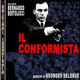 Georges Delerue альбом O.S.T. Il conformista (The conformist)