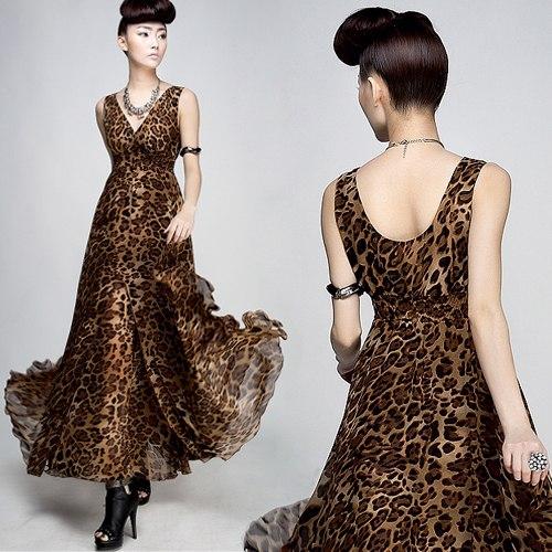 в моде ли леопардовый принт