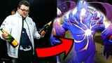 NEW ULTRA RARE Enigma Set MinD_ContRoL Spamming New Favourite Hero for TI8 Dota 2