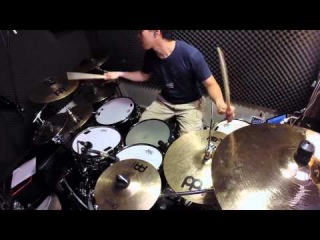 Wilfred Ho - Soilwork - The Living Infinite I - Drum Cover