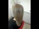 Окрашивание волос, блонд-вуаль. Фото на улице передает цвет правдивее.😊 парикмахерВологда блондВологда окрашиваниеволосВолог