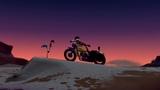 Койот и мотоциклы
