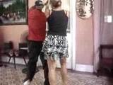 Salsa Cubana - La Habana - en Escuela de la Profesora Yoyi..