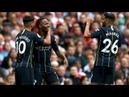 Арсенал - Манчестер Сити 0-2 АПЛ 2018-2019 1 тур 12.08.18