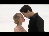 Kaitlyn WEAVER Andrew POJE - Rhythm Dance - Autumn Classic International 2018