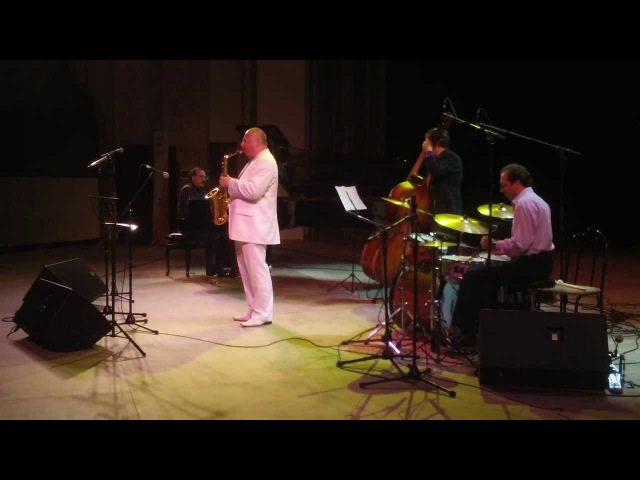 The Daniel Kramer Trio With Special Guest Robert Anchipolovsky Aqua Jazz Festival Sochi 2013