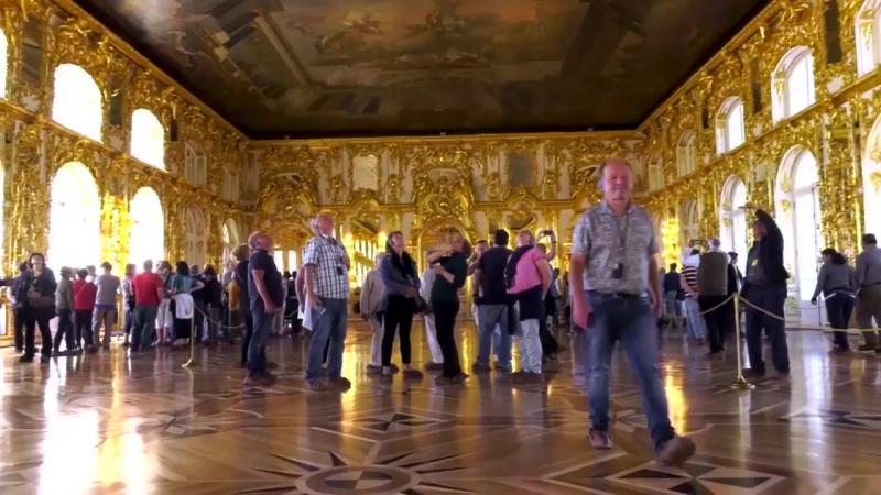 Pushkin / Tsárskoye Seló - Españoles En El Mundo: San Petersburgo.