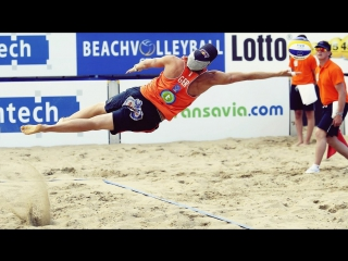 TOP 40 Crazy Actions Beach Volleyball - FIVB Beach Volleyball World Champs 2017