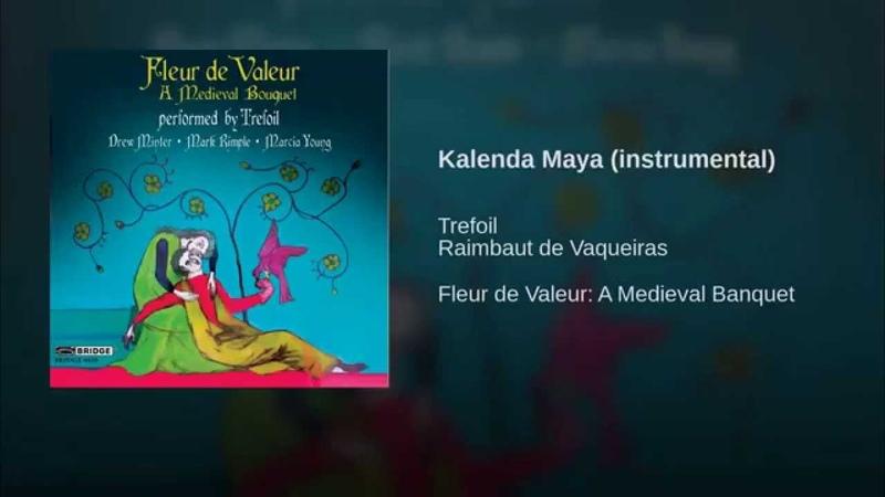 Kalenda Maya (instrumental)